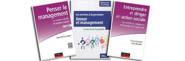 3 livres pour en savoir plus sur le management dans le secteur du médico-social