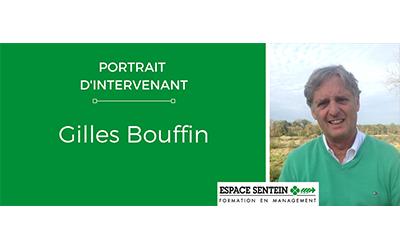 Portrait d'intervenant : Gilles Bouffin, ou la transmission de l'expérience