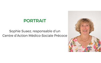 Portrait : Sophie Saez, au plus près des enfants handicapés